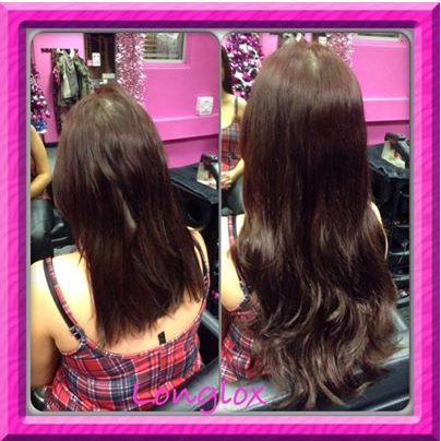 Longlox in bells close lemington newcastle upon tyne tyne and gallery this girl loves her human hair extensions pmusecretfo Gallery