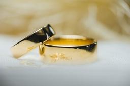 Nottinghamshire Wedding Photographer Kristy James Wedding In Misson Near Bawtry Rings