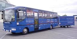 D+E Bus and Coach driver training