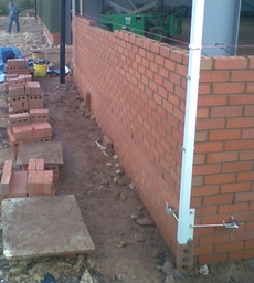 A small Brick panel