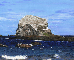 The Bass Rock, North Berwick