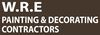 W.R.E.  Painters & Decorators