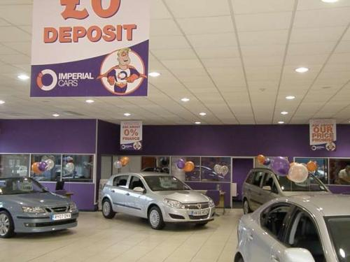 Imperial Car Sales Portsmouth