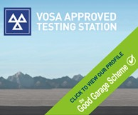 Vosa approved testing station