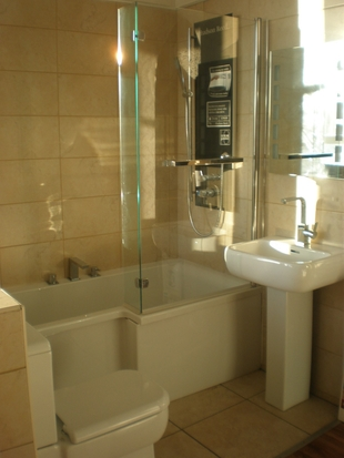 Details for bathroom solutions in drift house silksworth for Bathroom cladding sunderland
