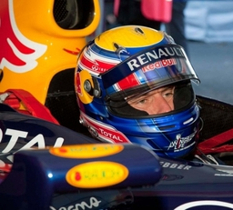 Mark Webber - Red Bull Racing