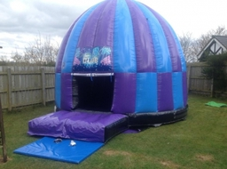 New 20ft long, 14ft high, 15ft wide Disco Dome, comes complete with disco lights and music system. Its like a mobile disco with a twist.