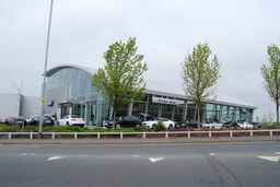 Stoke Audi car dealership