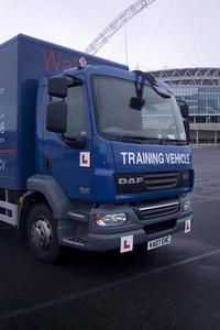 HGV 2  /  LGV C  Driver Training