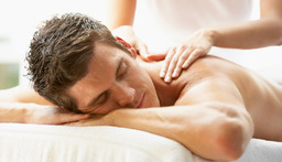 Relaxing massage directly to your home or hotel