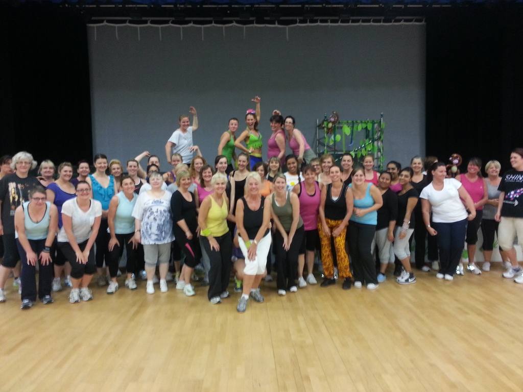 Details for zumba with sophie in mirror for Mirror zumba