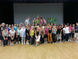 Peterborough zumba