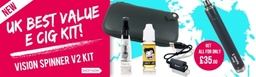 The Best E Cigarette Kit