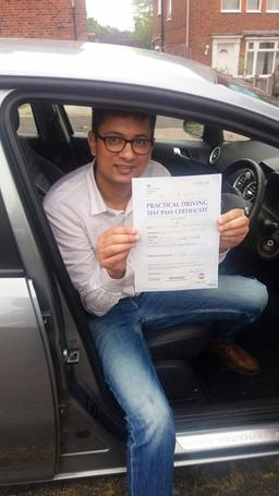 Driving Lessons Pupil