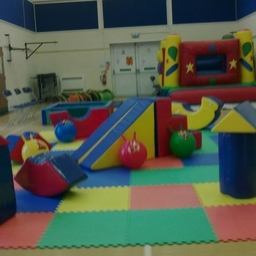 Soft Play At Swanfield Community Centre