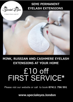 London's best value Eyelash Extensions