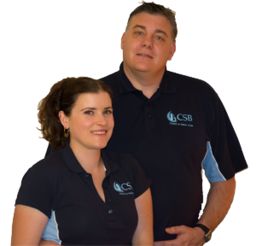 CSB Carpet Cleaning Kevin and Mair