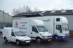 Sp Removals Vans for all moves