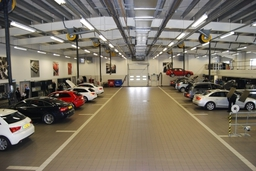 Stoke Audi workshop