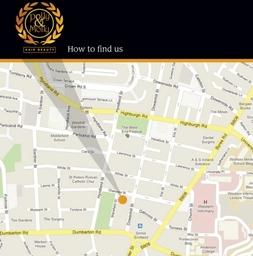 Polly Molly Location Map
