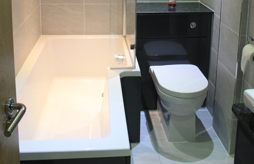 Details for modern homes in 37 longfield road sydenham industrial estate leamington spa Bathroom design leamington spa