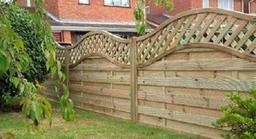 Grange Fence Panels