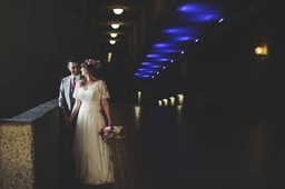 Barbican wedding photographer