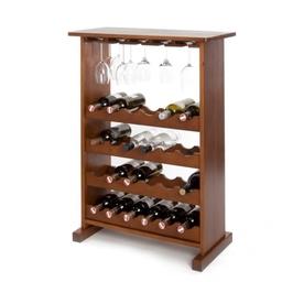 Wine rack 24 Bottles and 12 Glasses