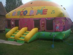 25x25 Disco Dome