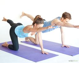 Personal Pilates training