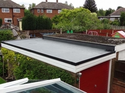 Garage Rubber Roof