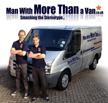Man With More Than A Van Leamington Spa