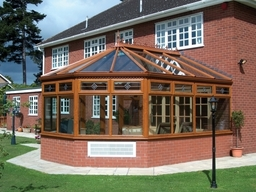 Conservatories available in any design to suit any taste.