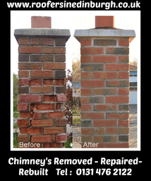 Chimney Repairs | Removed | Rebuilt | Pointing