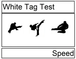 White Tag for SPEED