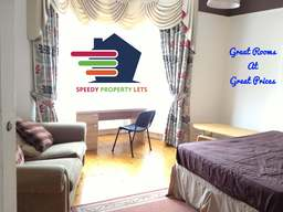Great Rooms For Rent In Shared Accommodation