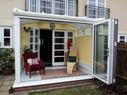 Crystal clear bristol unit 22a emery road brislington for Conservatory sliding doors