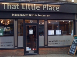 That Little Place Station Road Harpenden