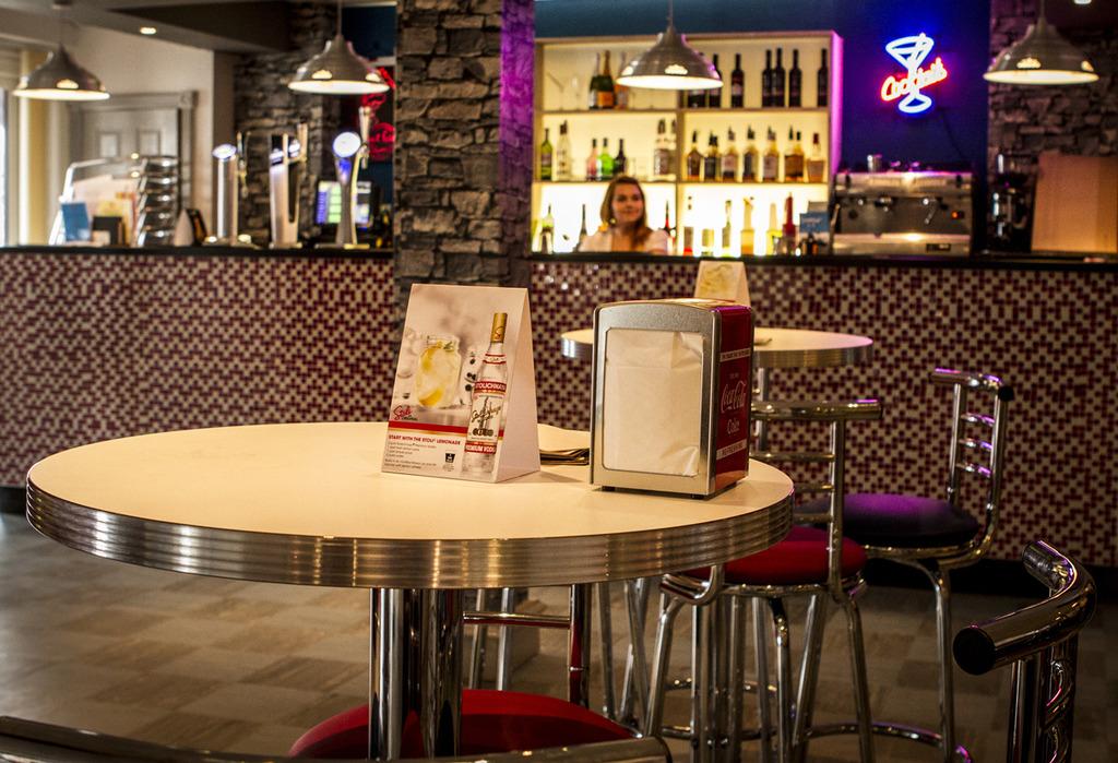 Jack Rabbit Slims Restaurant Uk