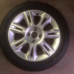 WheelRight - Corsa Wheel After
