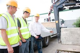 Hiab Lorry Loader Crane Training