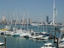 Gunwharf Quays Portsmouth