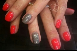 Gelish & colour change