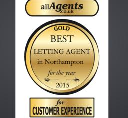 Award winning service 2014 & 2015