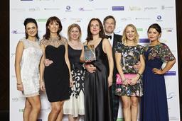 UK Aesthetic Awards Winners 2015