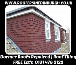 Dormer Roofs repaired|Dormer Tiling|Insurance Work