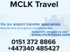 M C L K Travel Airport Transfers Liverpool
