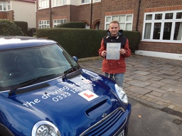 Driving Lessons Bromley