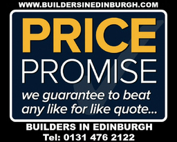 Builders In Edinburgh - Price Promise