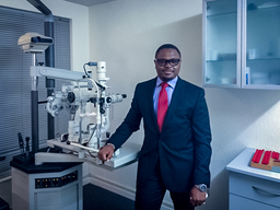 Optometrist/Director Ade